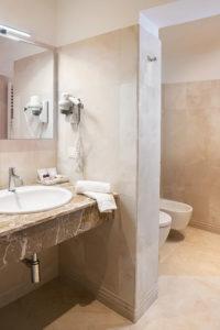 Bathroom Hotel Agli Alboretti